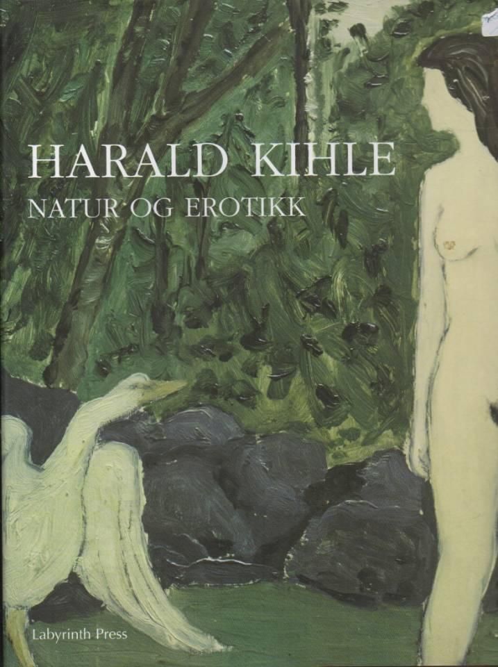 Harald Kihle – Tresnitt