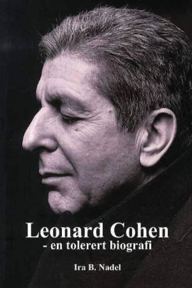 Leonard Cohen - en tolerert biografi