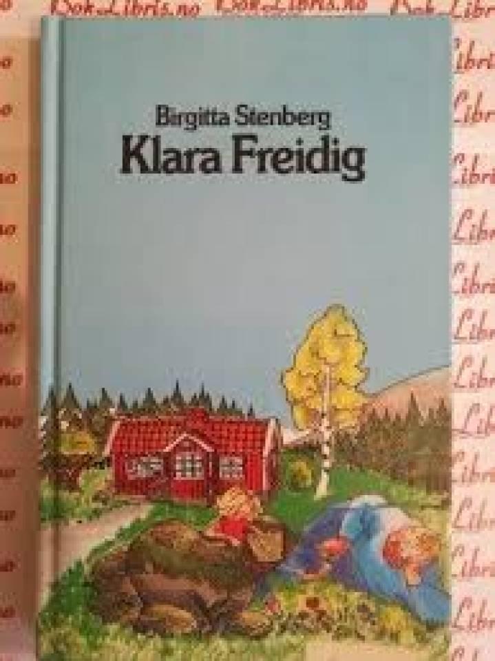Klara Freidig