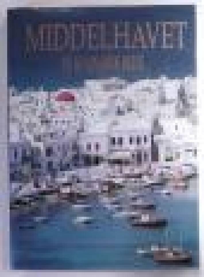 Middelhavet - en kulinarisk reise
