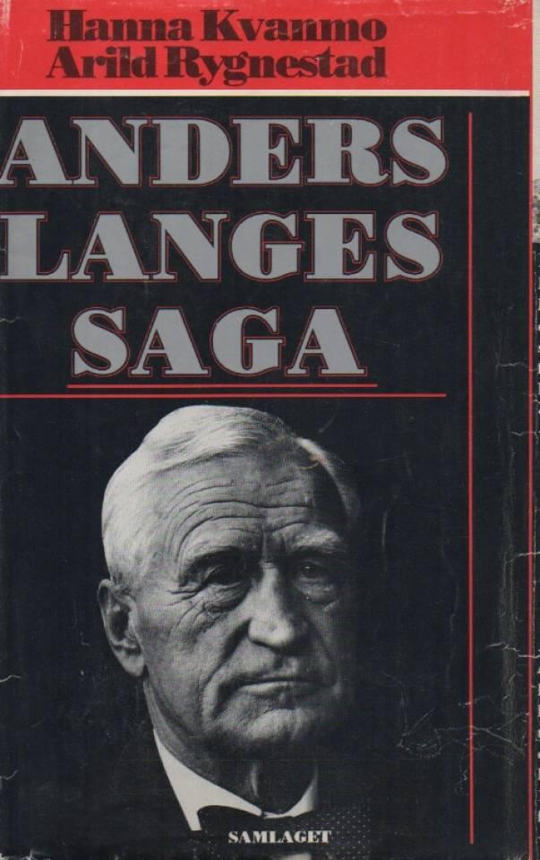 Anders Langes saga