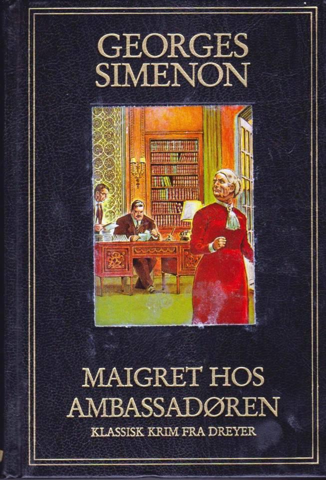 Maigret hos ambassadøren