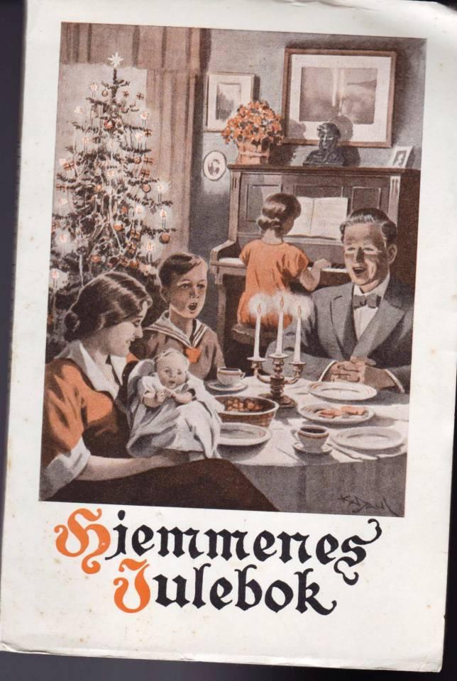 Hjemmenes julebok