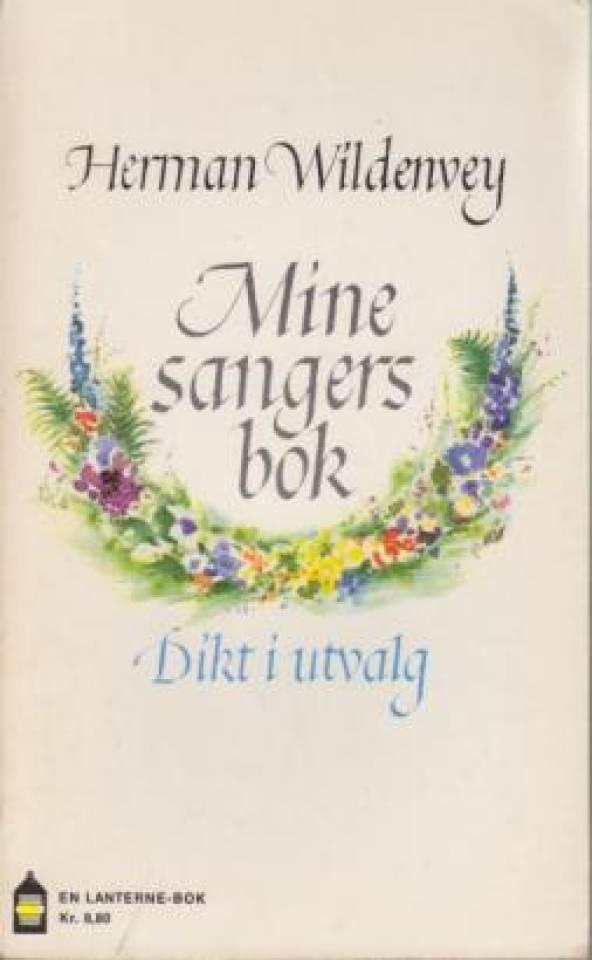 Mine sangers bok