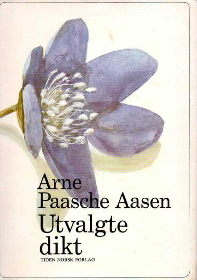 Arne Paasche Aasen - Utvalgte dikt