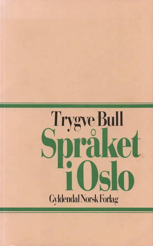 Språket i Oslo