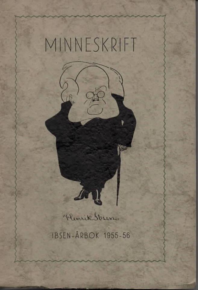 Ibsen-Årbok 1955-56