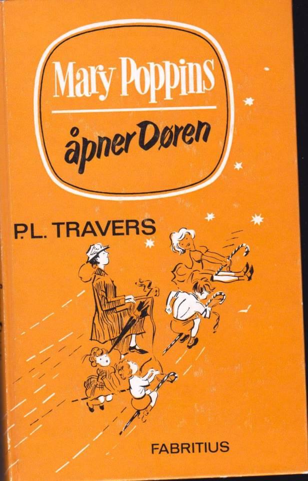 Mary Poppins åpner døren