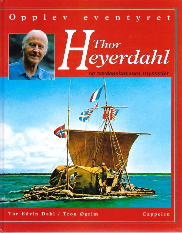 Opplev eventyret Thor Heyerdahl og verdenshavenes mysterier