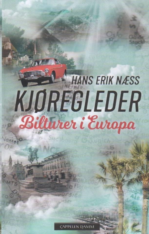 Kjøregleder – Bilturer i Europa