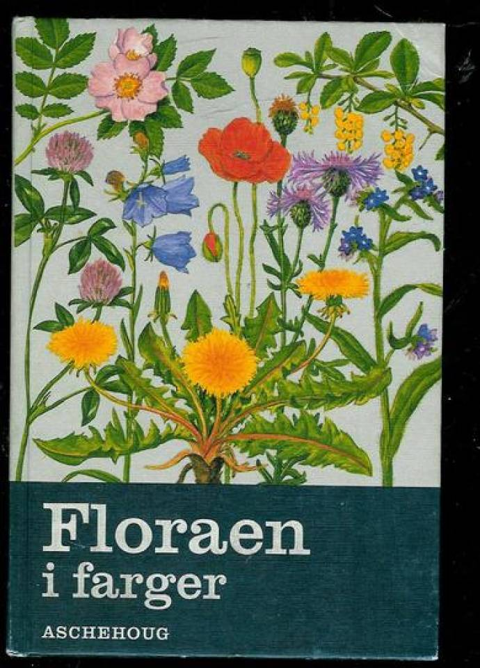 Floraen i farger