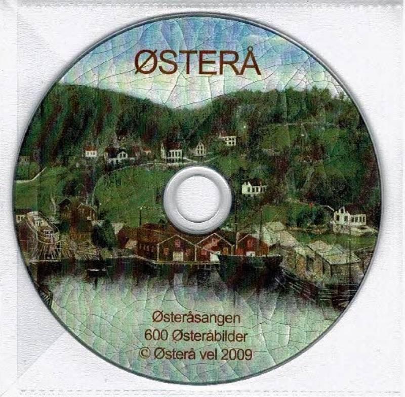 Østerå - CD