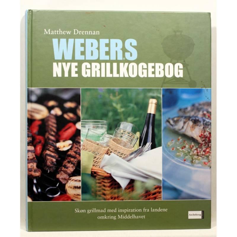 WeberS nye grillkogebog