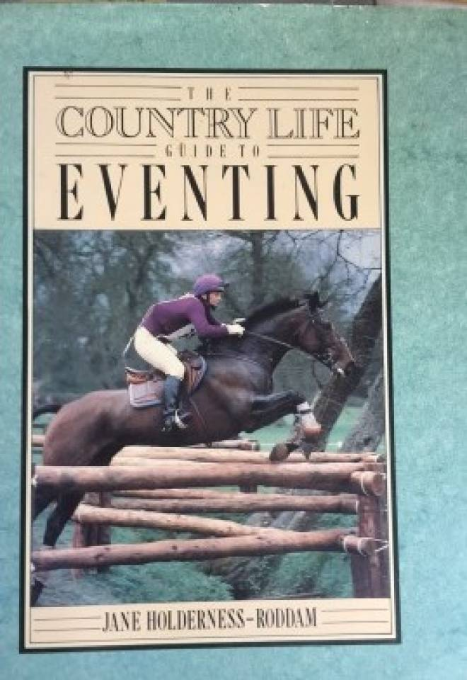the country life guide to eventing