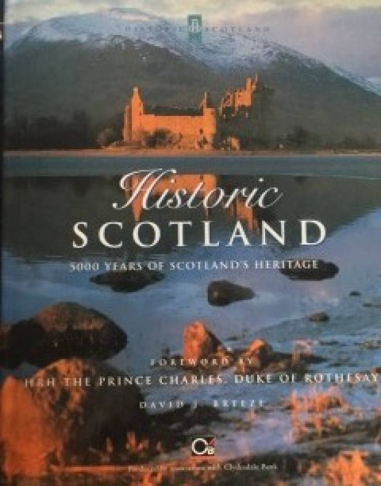 5000 years of scotland's heritage