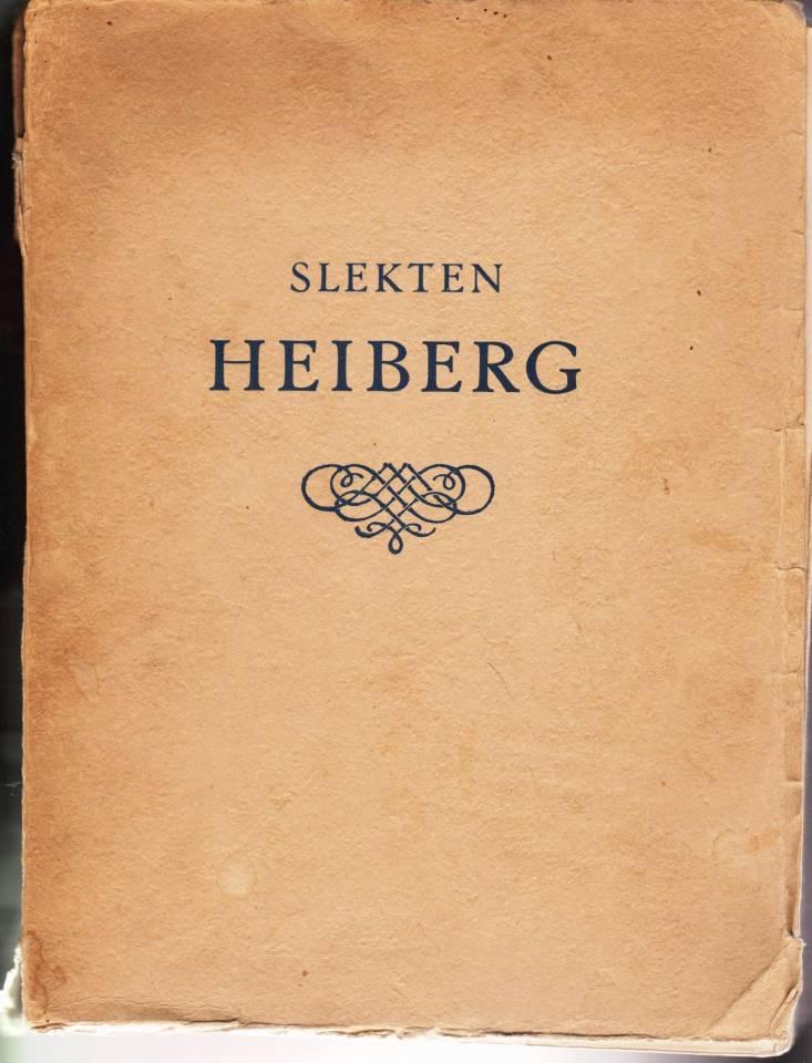 Slekten Heiberg