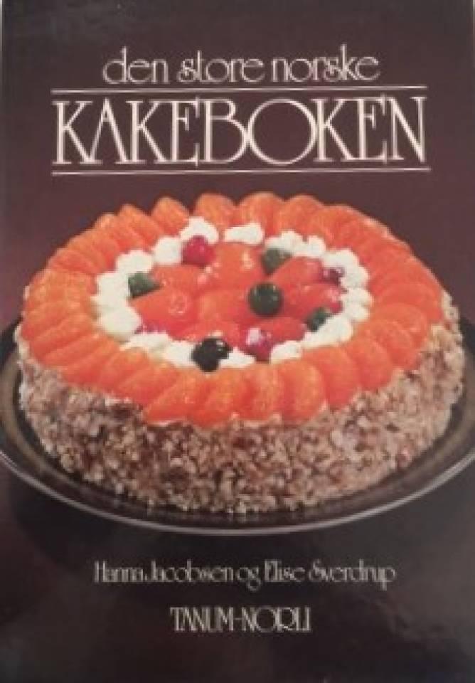 Den store norske kakeboken