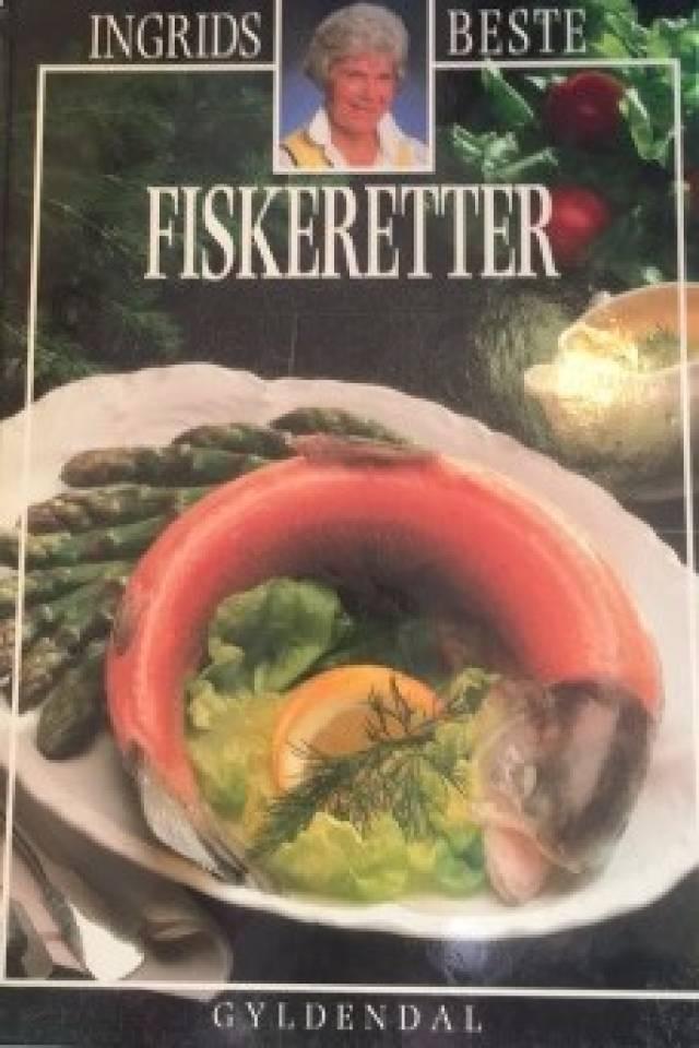 Ingrids beste Fiskeretter.