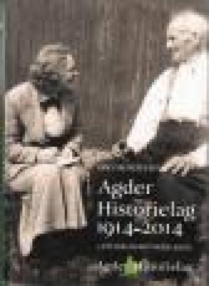 Agder Historielag 1914-2014