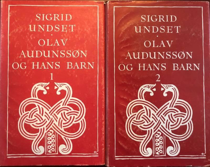 Olav Audunssøn og hans barn I-II