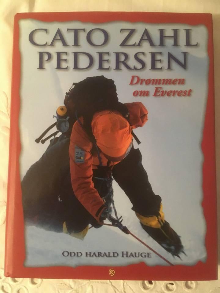 CATO ZAHL PEDERSEN Drømmen om Everest