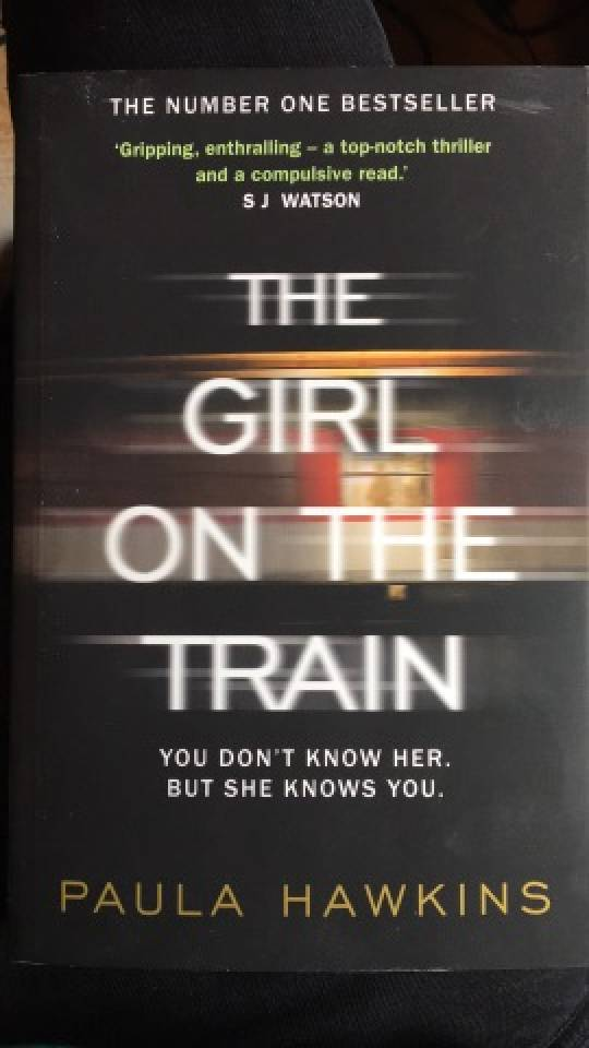 The Gril on the Train