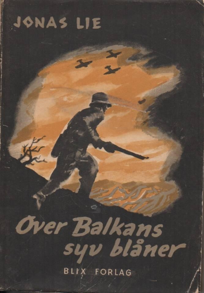 Over Balkans syv blåner
