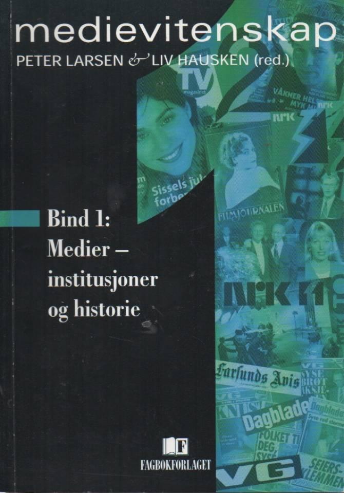 Medievitenskap I-III