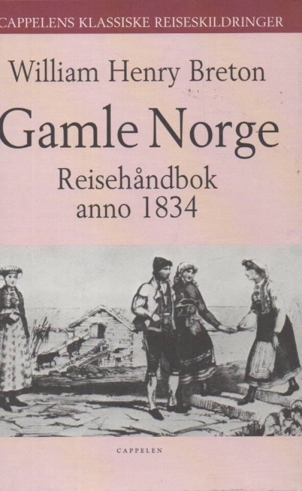 Gamle Norge – Reisehåndbok anno 1834