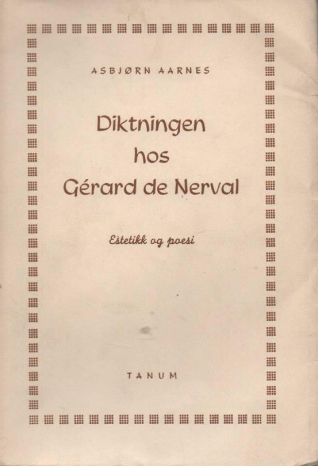 Diktningen hos Gérard de Nerval
