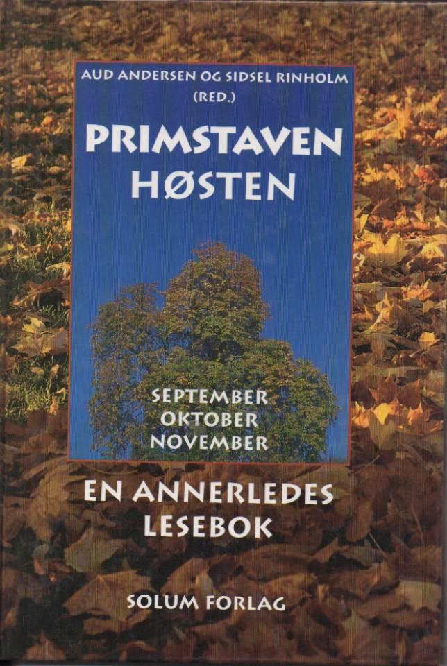 Primstaven Høsten