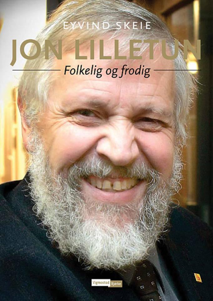Jon Lilletun Folkelig og frodig