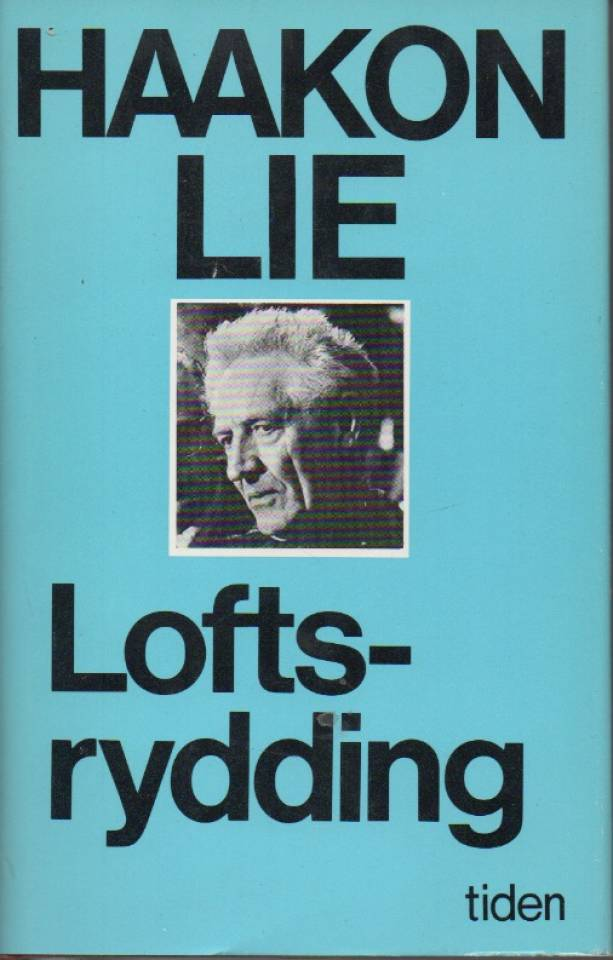 Loftsrydding