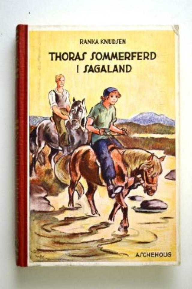 Thoras Sommerferd i Sagaland