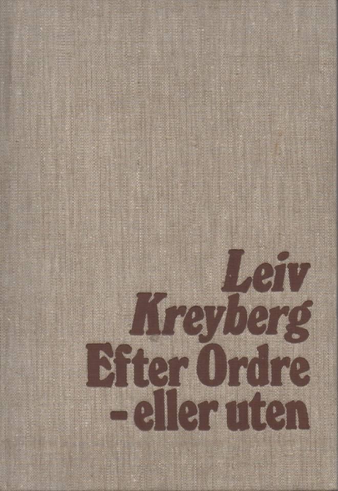 Efter ordre - eller uten