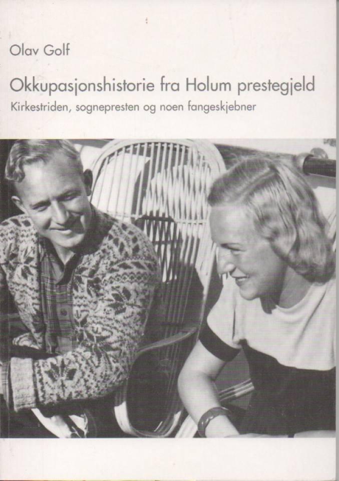Okkupasjonshistorie fra Holum prestegjeld