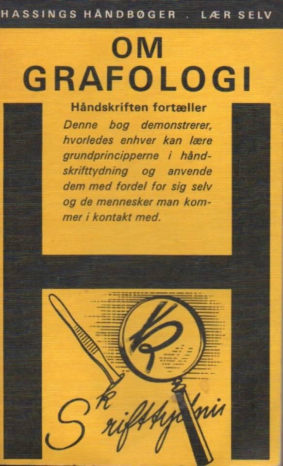 Om grafologi – Håndskriften fortæller