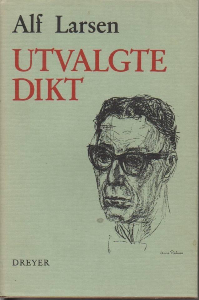 Utvalgte dikt - Alf Larsen