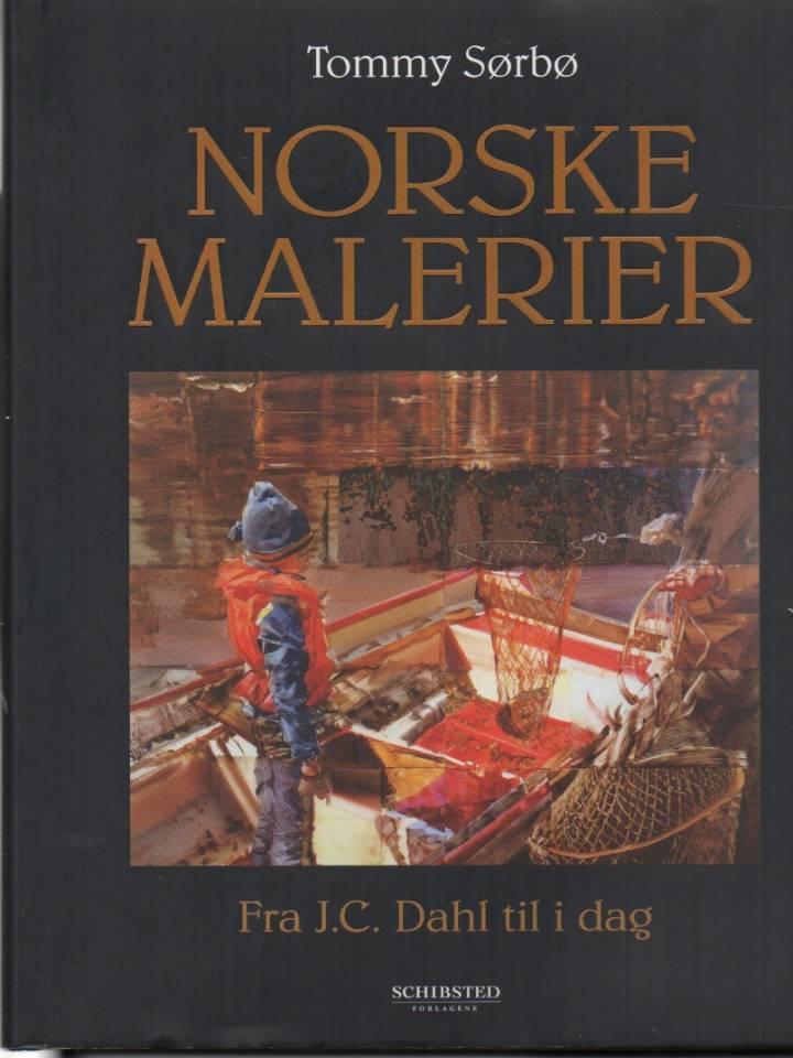 Norske malerier – Fra J. C. Dahl til i dag