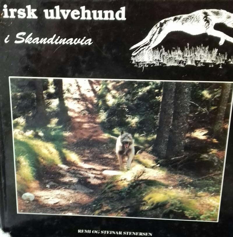 irsk ulvehund i Skandinavia
