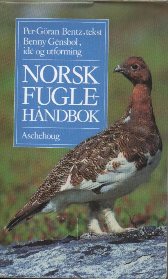 Norsk fuglehåndbok