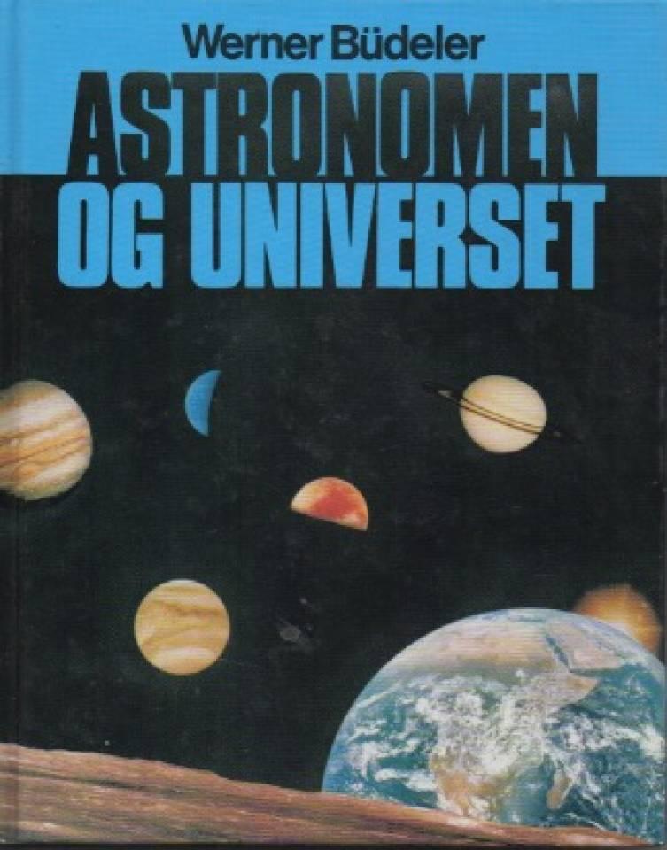 Astronomen og universet