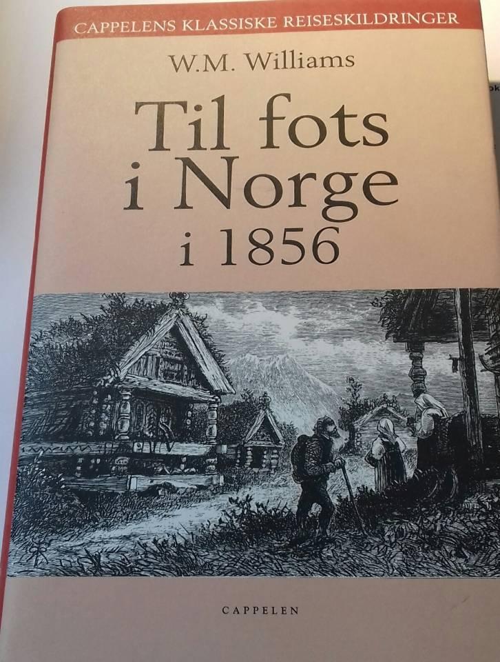 Til fots i Norge i 1856