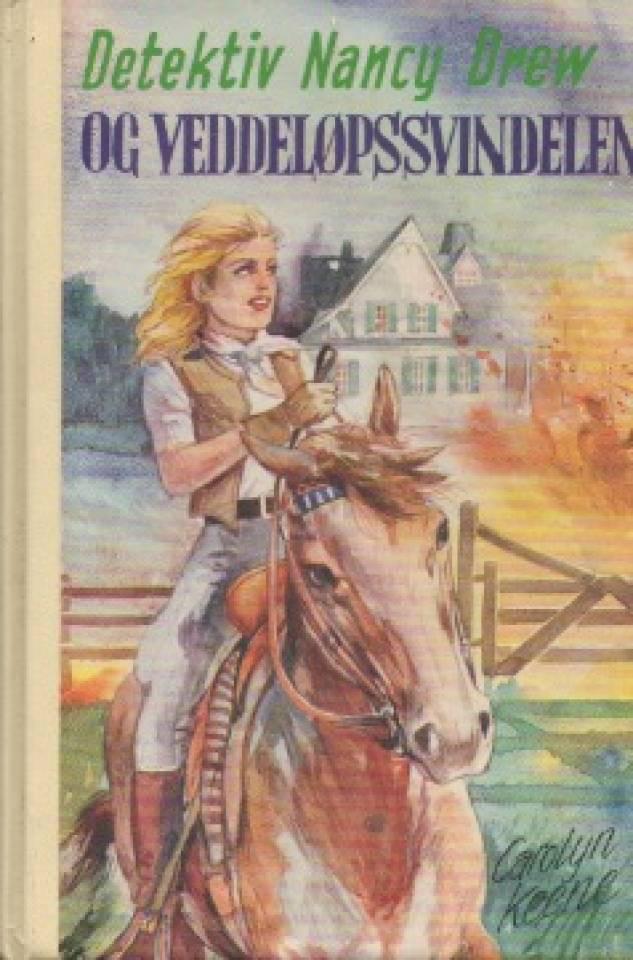 Detektiv Nancy Drew og veddeløpssvindelen