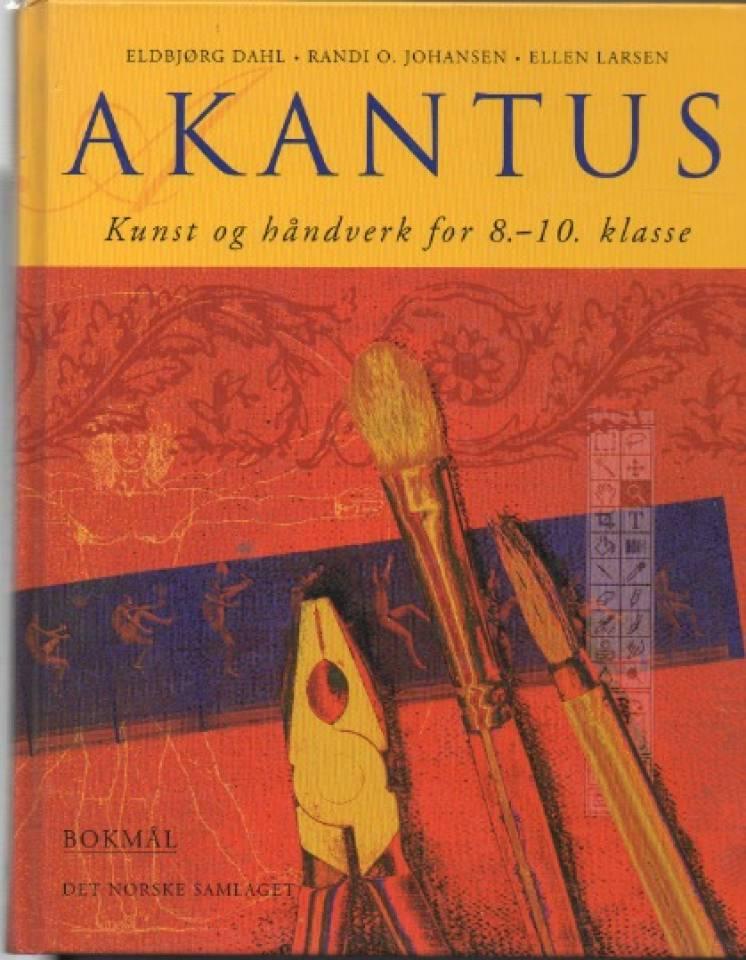 Akantus – Kunst og håndverk for 8.–9. klasse