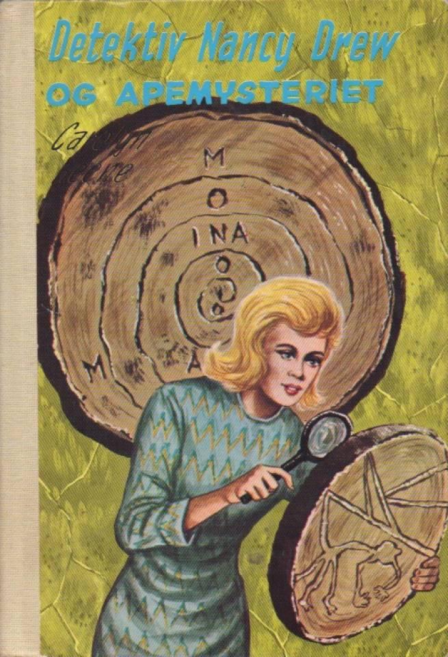 Detektiv Nancy Drew og apemysteriet