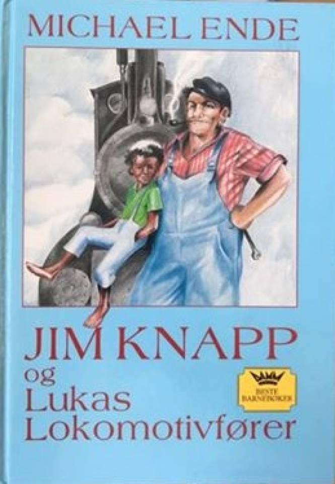 Jim Knapp og Lulkas lokomotivfører