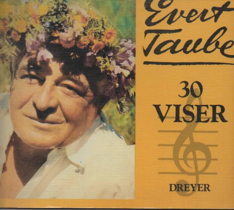 Evert Taube 30 viser
