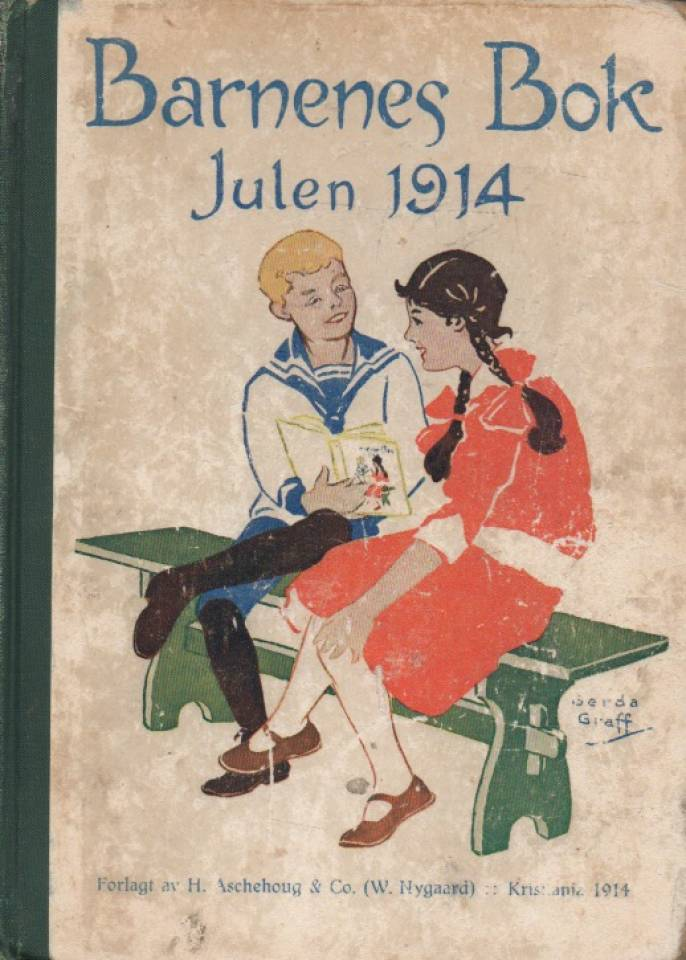 Barnenes bok Julen 1914