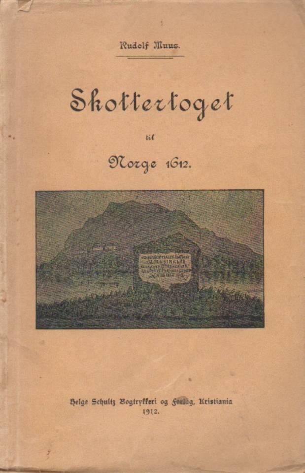 Skottertoget i Norge 1612